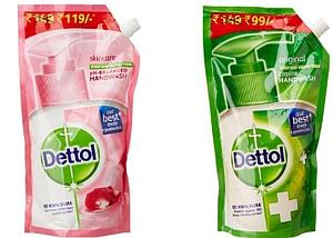 Dettol Liquid Hand wash Refill -1500 ml