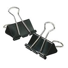 Binder Clips 41MM, Pack of 12PCS