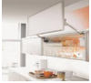 AVENTOS HK	TOP	WOODEN & WIDE	ALUMINIUM, STANDARD Light Grey PF = 930-2800
