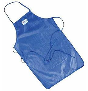 Apron Over Coat Blue 24 X 36 Inch