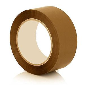 "Brown Tape 3""x65 Mtr"